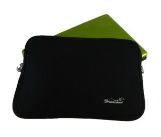 "15"" 15.5"" Laptop Notebook Computer Case, 1/4"" Thick Memory Foam Sleeve, Black   by Dreamsweet Computers & Accessories"