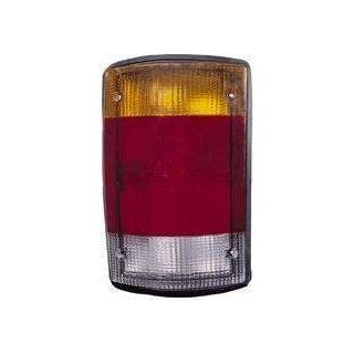 TAIL LIGHT ford ECONOLINE VAN e150 e250 e350 e450 92 94 lamp lh Automotive
