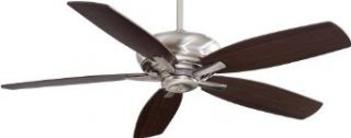 "MinkaAire F689 PW 5 Blade 60"" Indoor Ceiling Fan   Remote and Blades Included, Pewter"