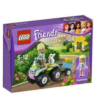 LEGO Friends Stephanies Pet Patrol (3935)      Toys