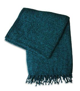 Jovi Home Herringbone Chenille Hand Woven Throw 50x60 inches   Throw Blankets