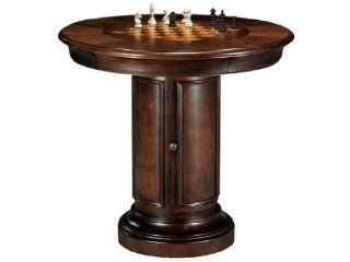 Howard Miller 699 010 Ithaca Pub Table by   Game Tables