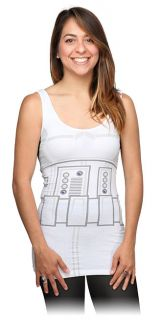 I Am A Stormtrooper Ladies Tunic Tank