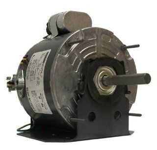 Fasco D734 5.6 Inch Direct Drive Blower Motor, 1/4 HP, 115 Volts, 1075 RPM, 1 Speed, 3.8 Amps, Totally Enclosed, Reversible Rotation, Ball Bearing   Electric Fan Motors