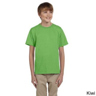 Fruit Of The Loom Youth Heavy Cotton Hd T shirt