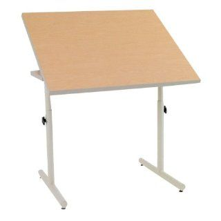 Wheelchair Accessible Table Adjustable Height Tilt   Drafting Tables