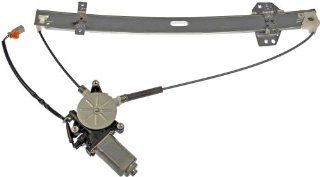 Dorman 741 010 Honda Odyssey Front Driver Side Power Window Regulator with Motor Automotive