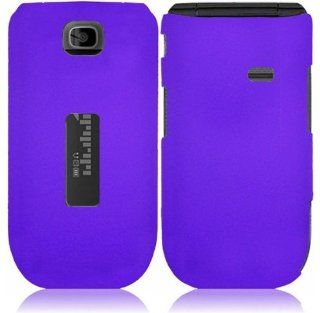 Alcatel One Touch 768 ( Metro PCS , T Mobile ) Phone Case Accessory Sensational Purple Hard Snap On Cover with Free Gift Aplus Pouch Cell Phones & Accessories