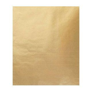 "Metallic Gold Jeweler's Roll Gift Wrap, 7 3/8""x100' Health & Personal Care"