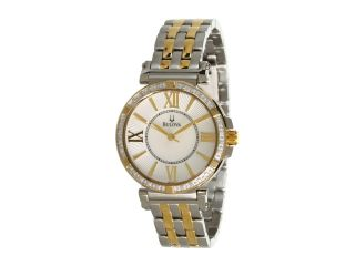 Bulova Ladies Diamond   98R167