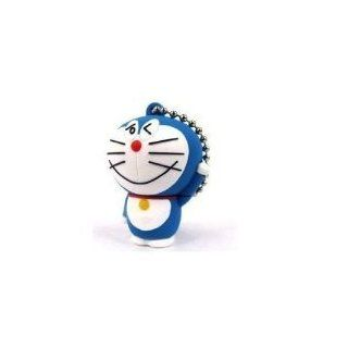 64 GB doraemon shape Style USB Flash Drive keychain Computers & Accessories