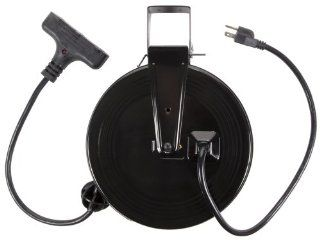 Bayco SL 801 13 Amp 30 Foot Triple Tap Retractable Reel