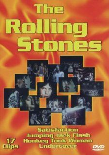 The Rolling Stones 17 Clips Mick Jagger, Keith Richards, Charlie Watts, Bill Wyman, Brian Jones Movies & TV
