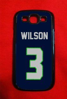 Russell Wilson Seattle Seahawks Samsung Galaxy S3 Case Cell Phones & Accessories