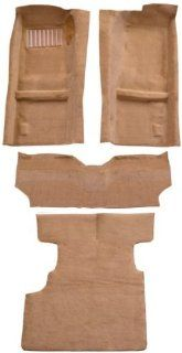 1979 to 1983 Datsun 280ZX Carpet Replacement Kit, 2 Seater, Complete Kit (825 Maroon Cut Pile) Automotive