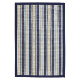 Coastal Bamboo Area Rug   Surf (4x6)