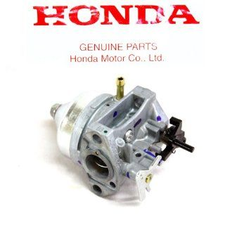 GENUINE OEM Honda GCV160 Engines CARBURETOR ASSEMBLY 16100 Z0L 853 (BB62Z C)  Lawn Mower Accessories  Patio, Lawn & Garden