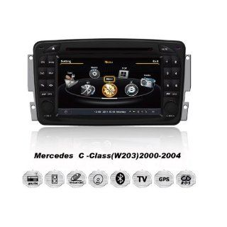 Mercedes Benz Sprinter W203 CKL W209 W639 OEM Digital Touch Screen Car Stereo 3D Navigation GPS DVD TV USB SD iPod Bluetooth Hands free Multimedia Player  Vehicle Dvd Players