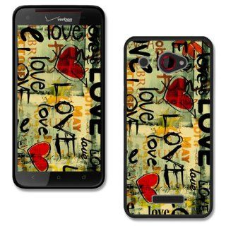 Design Collection Hard Phone Cover Case Protector For HTC Droid DNA 6435 #2536 Cell Phones & Accessories