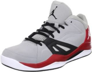 Nike Men's NIKE JORDAN ACE 23 BASKETBALL SHOES 12 Men US (MATTE SILVER/WHITE/GYM RD BLCK) Shoes