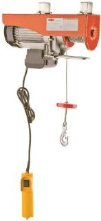 Woodstock D4077 880 Pound Capacity Electric Hoist