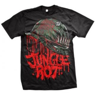 Jungle Rot Full Metal Rot T Shirt Fashion T Shirts Clothing