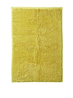 Heather Area Bath Rug Color Citron