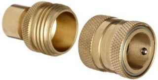 Dixon DGH7 Brass Quick Connect Fitting, Garden Hose Complete Set, 200 psi Pressure