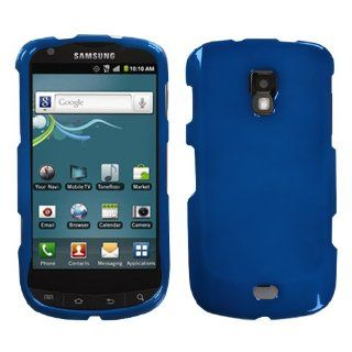 Asmyna SAMR930HPCSO003NP Premium Durable Protective Case for Samsung Galaxy S Aviator R930   1 Pack   Retail Packaging   Dark Blue Cell Phones & Accessories