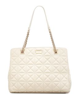 sedgwick place phoebe tote bag, cream   kate spade new york
