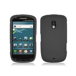 Black Soft Silicone Gel Skin Cover Case for Samsung Galaxy S Lightray 4G SCH R940 Cell Phones & Accessories