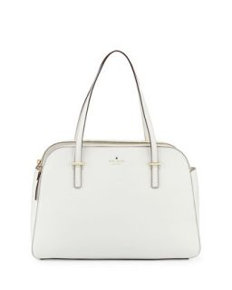 cedar street elissa tote bag, cream   kate spade new york