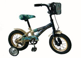 Columbia Camo Boy's Bike (12 Inch Wheels)  Childrens Bmx Bicycles  Sports & Outdoors
