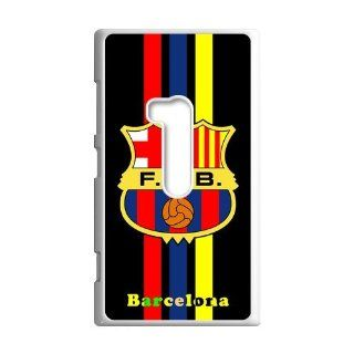 DIY Waterproof Protection F.C.B Barcelona Club Logo Case Cover For Nokia Lumia 920 0236 05 Cell Phones & Accessories