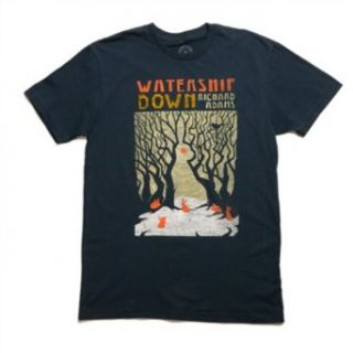 "'Watership Down"" Literary T shirt in Men's (Unisex) and Women's Sizes Clothing"