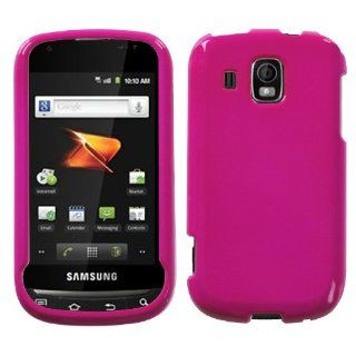 Asmyna SAMM930HPCSO012NP Premium Durable Protective Case for Samsung Transform Ultra M930   1 Pack   Retail Packaging   Hot Pink Cell Phones & Accessories