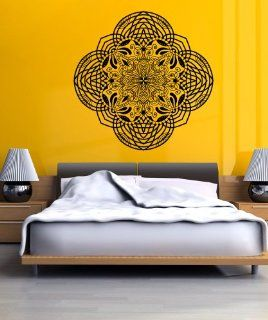 Stickerbrand Vinyl Wall Decal Sticker Abstract Moroccan Art OS_MB969B   Wall Decor Stickers
