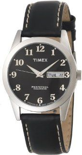 Timex Men's T2B941 Premium Collection Perpetual Calendar Watch Timex Watches