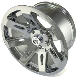 "Rugged Ridge 15301.20 17"" x 9"" XHD Chrome Wheel Automotive"