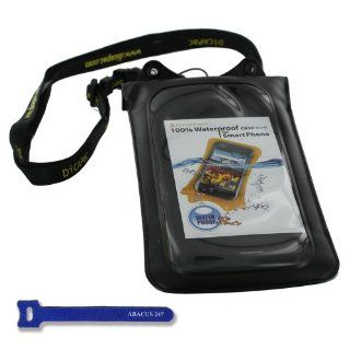 DiCaPac USA (Digital Camera Pack) WP C1 Waterproof Case for Large Smartphones Cell Phones & Accessories