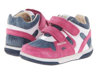 Geox Kids Baby Summ Flick Girl 17 Toddler Avio Fuchsia 1