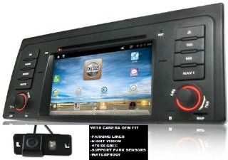 Bmw E39 E53 Android 4.0 Dvd Navigation Gps Bluetooth with Free Map and Sd Card  In Dash Vehicle Gps Units