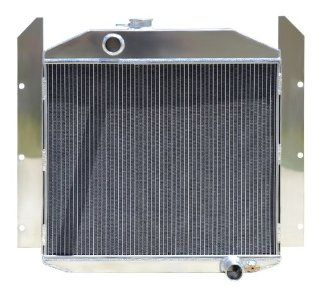 Champion CoolIng Systems, CC4952, 3 Row All Aluminum Replacement Radiator for Studebaker Automotive