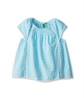 United Colors Of Benetton Kids Girls Ruffle Sleeve Top Toddler Little Kids Big Kids 902