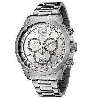 Invicta Men's 0078 II Collection Chronograph Stainless Steel Watch Invicta Watches