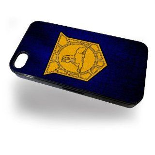 Case for iPhone 4/4S with U.S. Army Military Intelligence obsolete insignia (1923) Cell Phones & Accessories