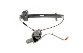 Acura MDX Driver Side Replacement Power Rear Window Regulator Automotive