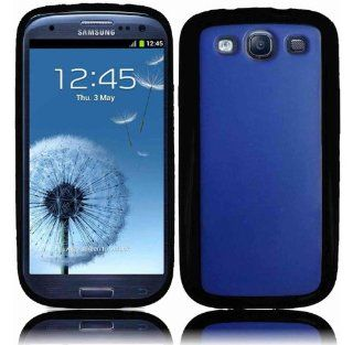 Blue/Black PC+TPU Case Cover for SAMSUNG GALAXY S3 S III i747 (ATT) / i535 (Verizon)/ T999 (T mobile) / L710 (Sprint) / i9300(View  detail page) ASIN B008HT88XC Cell Phones & Accessories
