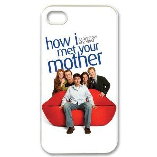 Iphone 4 4s Case Cover How I Met Your Mother Poster Iphone 4 4s Fitted Cases Cell Phones & Accessories