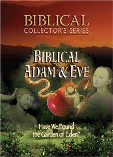 Biblical Collector's Series Biblical Adam & Eve Artist Not Provided Movies & TV